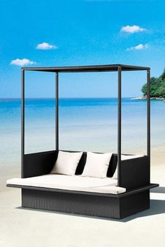Zuo Modern Outdoor Maui Bed $899  http://www.hautelook.com/invite/ACarrico666