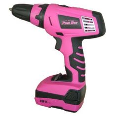 e2864f4ee36713 Power drills and drill drivers are not just for men anymore. Women can have  their