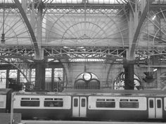 Glasgow Central Station, Scotland.  I was only here for about an hour, we took a train through Scotland.  beautiful country