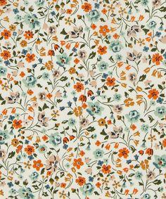 Liberty Art Fabrics Kimberly Sarah Tana Lawn Cotton | Fabric | Liberty.co.uk