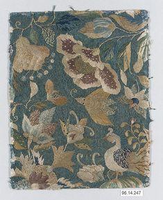 Piece Period: Edo period (1615–1868) Date: 18th century Culture: Japan Medium: Silk; on paper laid on silk Dimensions: 5 1/2 x 7 1/4 in. (13.97 x 18.41 cm)