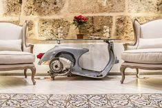vespa as decorative object