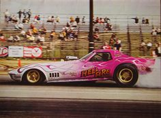 Hell Fire Corvette Funny Car AA/FC