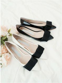 Lovely flat shoes  #flat #shoes #kooding