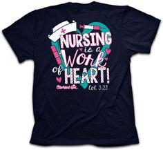 Nursing T-shirt