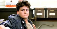 young charlie sheen ferris bueller's day off