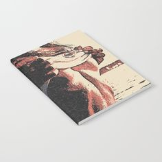 20% Off + Free Worldwide Shipping - Ends Tonight at Midnight PT! Our notebooks feature wraparound artwork from the world's best artists, with an anti-scuff laminate cover. Unleash your creativity on 52 pages of high quality 70lb text paper - minimal show-through even when you use heavy ink! Available in lined and unlined versions.