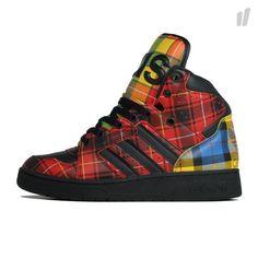 Adidas Jeremy Scott Instinct HI - http://www.overkillshop.com/de/product_info/info/10257/