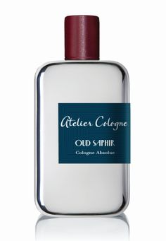 Oud Saphir by Atelier Cologne! Woodsy scent that you can steal from your boyfriend $130