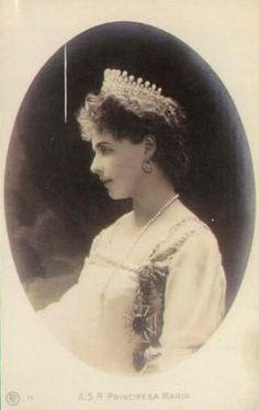 Marie Königin von Rumänien, Queen of Romania