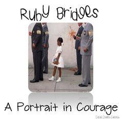 RUBY BRIDGES: A PORTRAIT IN COURAGE - BLACK HISTORY - TeachersPayTeachers.com