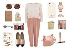 """""""#7"""" by evemii on Polyvore featuring Delpozo, Chanel, Michael Kors, Chicnova Fashion, Illesteva, Kate Spade, By Terry, Marc by Marc Jacobs, Tom Dixon and Lomography"""
