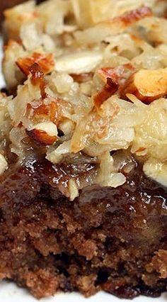 Grandma's Oatmeal Cake
