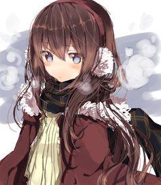 anime winter - Google Search