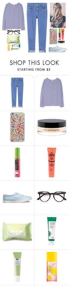 """""""GREEN TEA"""" by aby-ocampo ❤ liked on Polyvore featuring Skinnydip, MAC Cosmetics, Maybelline, Dr. Paw Paw, Vans, Forever 21, Origins and Elizabeth Arden"""