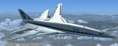 Boeing 2707 (SST) Modern image