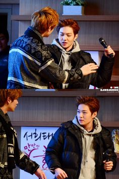 Sungjae and Changsub ♡ People who always joke with us are the ones closest to us 😍 Btob Changsub, Im Hyunsik, Yook Sungjae, Lee Minhyuk, Cube Entertainment, My Sunshine, Pop Group, Kpop, Couples