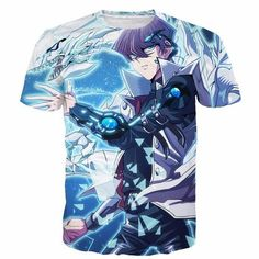 5D/'s King Five Dragon Anime Manga Game Yu Gi Oh Black T-shirt S To 5XL Yu-Gi-Oh