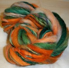 orange and green Orange Color, Colour, Peach And Green, Textures Patterns, Pumpkin, Textiles, Wool, Etsy, Orange