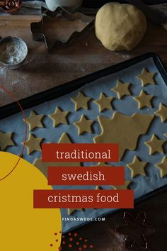 The Swedish Christmas  buffet has roots from the Viking Age. Some of it was surely eaten by your Swedish ancestors. Read all about julbord and julgröt and the rest of the Swedish Christmas foods.  #sweden #familyhistory #christmas #scandinavia #julbord
