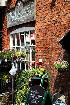 Pickles & Co, Plant Shop and Cafe in Oswestry, Shropshire