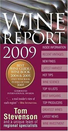 tom stevenson | wine report 2009