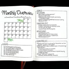 Here's my monthly overview of December! I need to start my set up for 2018. What do you have planned? #bulletjournaling #bujoaddict #bujolayout #bujoinspo #weekly #bujofitness #bujoing #bujomonthly #bulletjournaljunkie #bulletjournaljunkies #weeklyplanner #bujoweekly #bulletjournalcommunity #bulletjournal #bulletjournals #bulletjournals