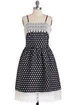 Moonlit Serenade Dress | Mod Retro Vintage Dresses | ModCloth.com