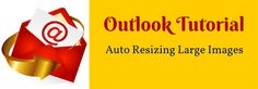In this tutorial, we show you how to resize images in Outlook 2010 and ...