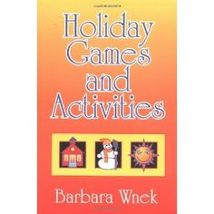 Holiday Games and Activities (Paperback) http://www.amazon.com/dp/0873223551/?tag=wwwmoynulinfo-20 0873223551