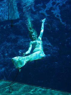 I'll never forget the mermaid show in Weeki Wachee Springs in FL