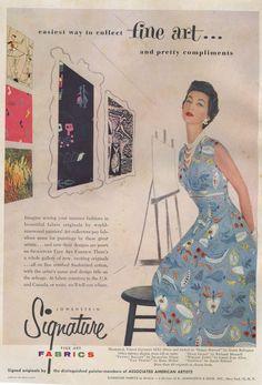 Associated American Artist Vogue Pattern Book