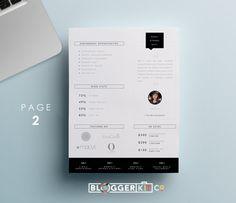 Media Kit Template ThreePage  Press Kit Template  Electronic