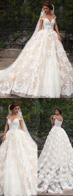 unique wedding dresses,lace wedding dresses,court train wedding dresses,church wedding dresses,bridal gowns @simpledress2480