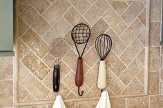 Classic Kitchen Tool Wall Hooks                                        $34.00  Sale $19.99