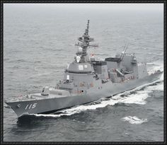 Akizuki-class Destroyer JDS Akizuki (DD-115) Free Paper Model Download - http://www.papercraftsquare.com/akizuki-class-destroyer-jds-akizuki-dd-115-free-paper-model-download.html