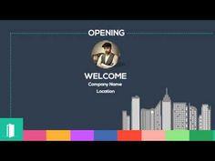 Pagi multipurpose powerpoint templates - timeline - YouTube
