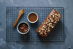 Super moist, vegan Hazelnut Cake
