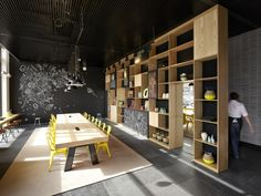 Bar Marie by Creneau International - News - Frameweb