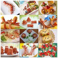15 Creative DIY Ideas to Serve Hot Dogs