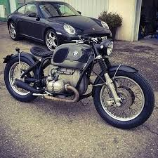 BMW Enduro by NCT Motorcycles: Conquer Every Terrain - Cafe Racer - Motorrad Bobber Bmw, Bike Bmw, Enduro, Scrambler Motorcycle, Triumph Scrambler, R Cafe, Moto Cafe, Bmw Boxer, Bmw Cafe Racer