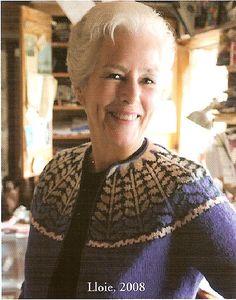 f6e9e282f41700 Ravelry  Lloie s Cardigan   Yoke Sweater WG79 pattern by Elizabeth  Zimmermann and Meg Swansen Fair