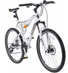 Cross Duke 26 Inch Mountain Bike - Men's.  Price Β£449.99