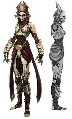 Concept Art: Nosgoth