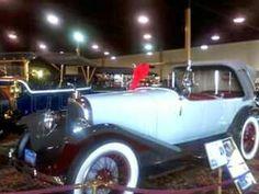 Rudolph Valentinos car