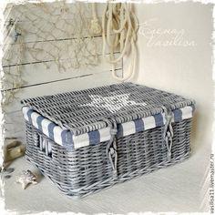 Сундук Моряка плетеный - сундук плетеный,корзина плетеная,чемоданчик,сундучок…