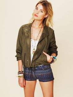 Free People Monroe Textured Short, $99.95 down from $448.00 - have to have