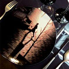Bernardaud - Collection Camera Obscura par Magdalena Gerber  #bernardaud #porcelaine #porcelain #limoges #tablesetting
