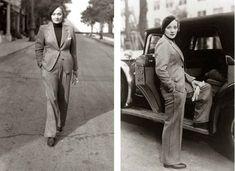 Rheba & Donald:  Marlene-Dietrich-Chanel-Suit--1933