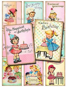 Hey, I found this really awesome Etsy listing at https://www.etsy.com/listing/179915036/retro-birthday-printables-for-kids